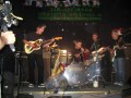 Eddie B with The Eliminators at SG101 Convention '08