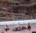 The Beloved Invaders at Red Rocks